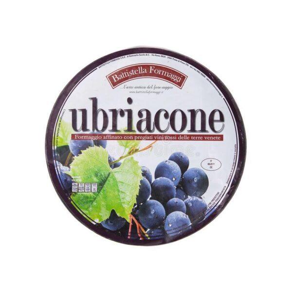 Сыр выдержанный в вине Убриакон Ubriacone Италия