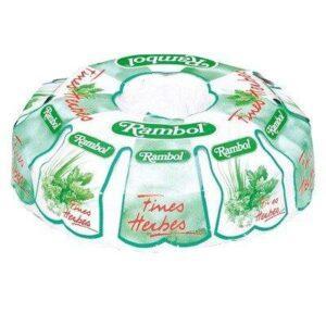 Мягкий сыр Рамболь с травами (RAMBOL HERBAL) Цена за 100г