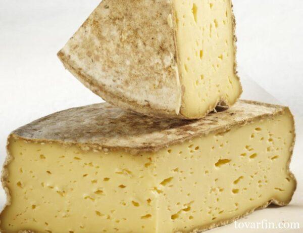 Полутвердый сыр Томме Шевре Tomme Chevre