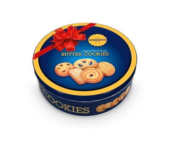 """Печенье Danesita Butter cookies - """"Традиционное датское печенье"""" 454 г"""