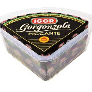 Горгонзолла Пиканте Gorgonzolla Piccante Igor Цена за 100г