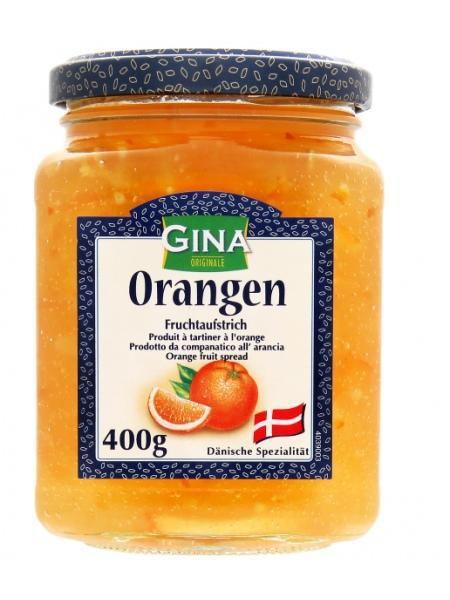 Варенье Gina из апельсина Gina 400 гр