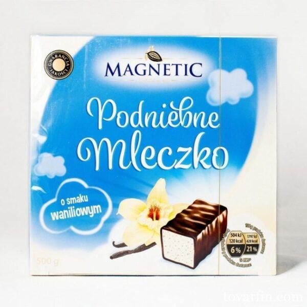 Конфеты Птичье Молоко Ваниль Podniebne Mleczko Magnetic Польша