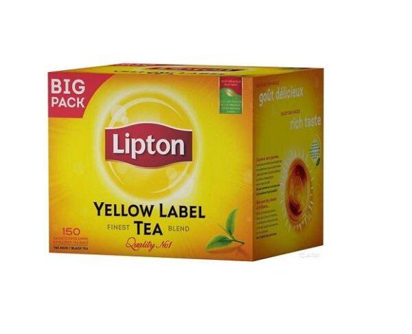 Чай Lipton Yellow Label 150 шт