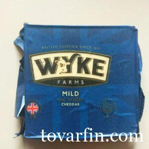 Сыр Чеддер Wyke Farms Cheddar Mild 200 г