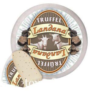 Сыр козий Ландана с трюфелем 50% TRUFFLE LANDANA Цена за 100г