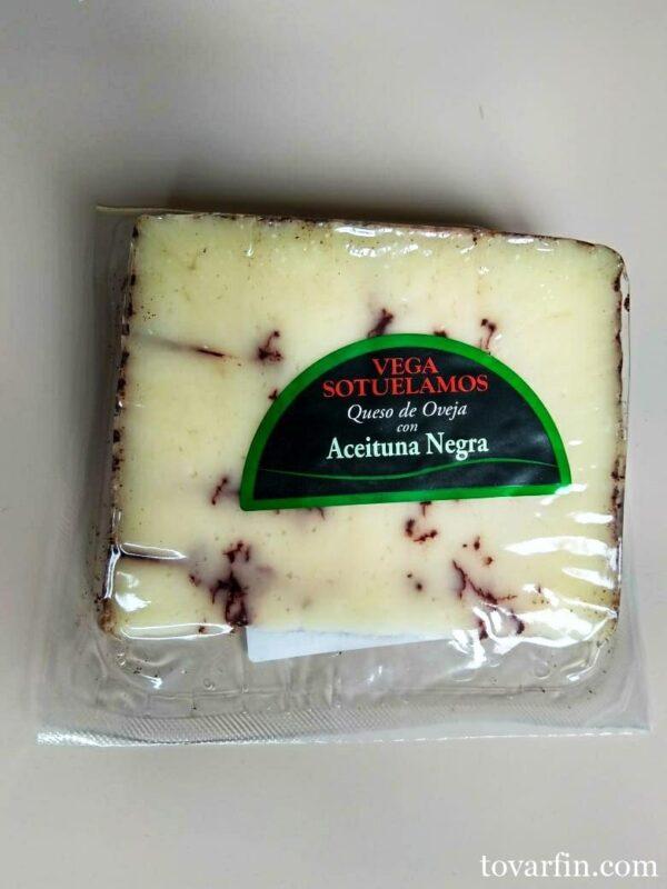 Манчего с оливками 200г Aceituna Negra
