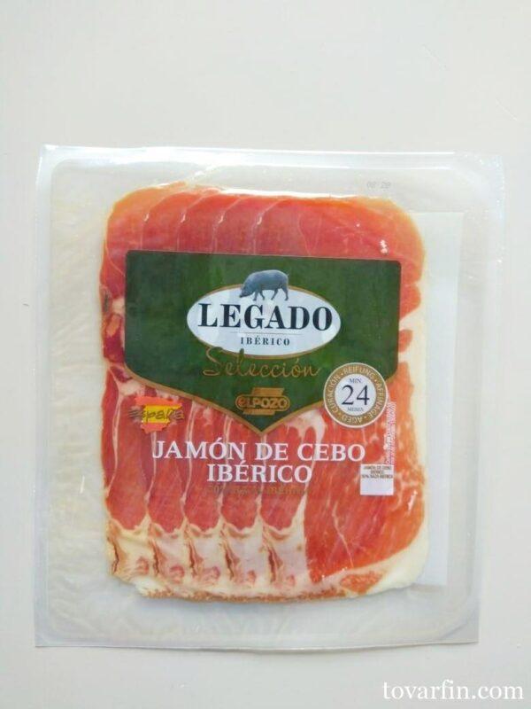 Хамон Иберико Legado Испания 60г